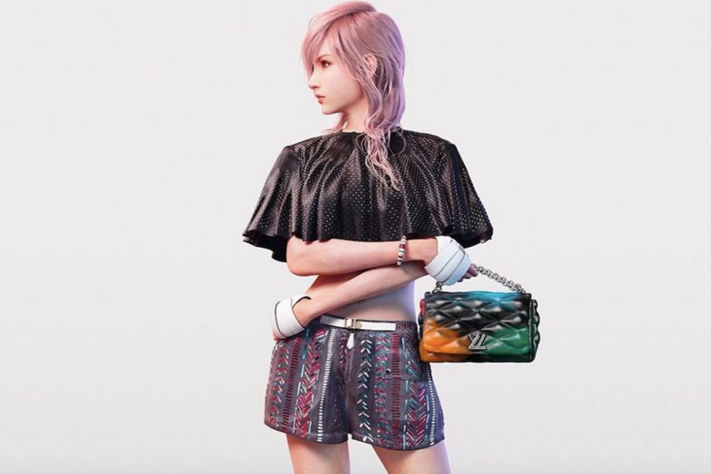 lightning farron louis vuitton street fighter v