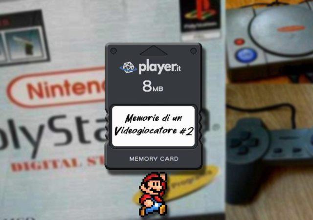 un ricordo della mia vita da videogiocatore