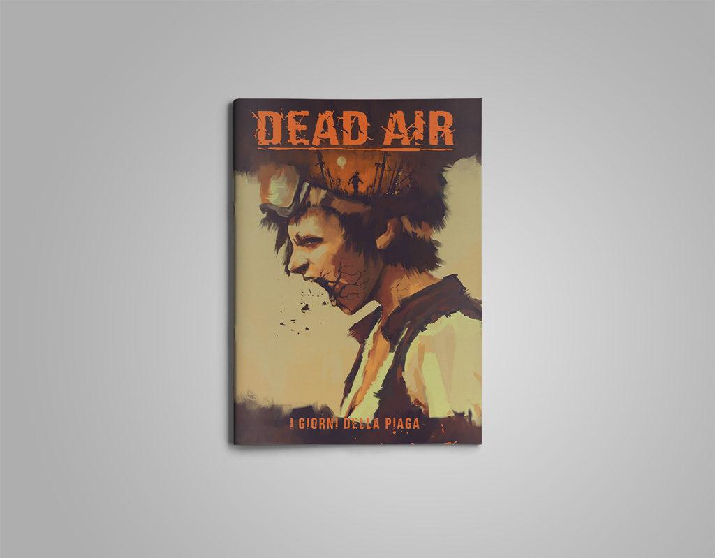 La copertina di Dead Air