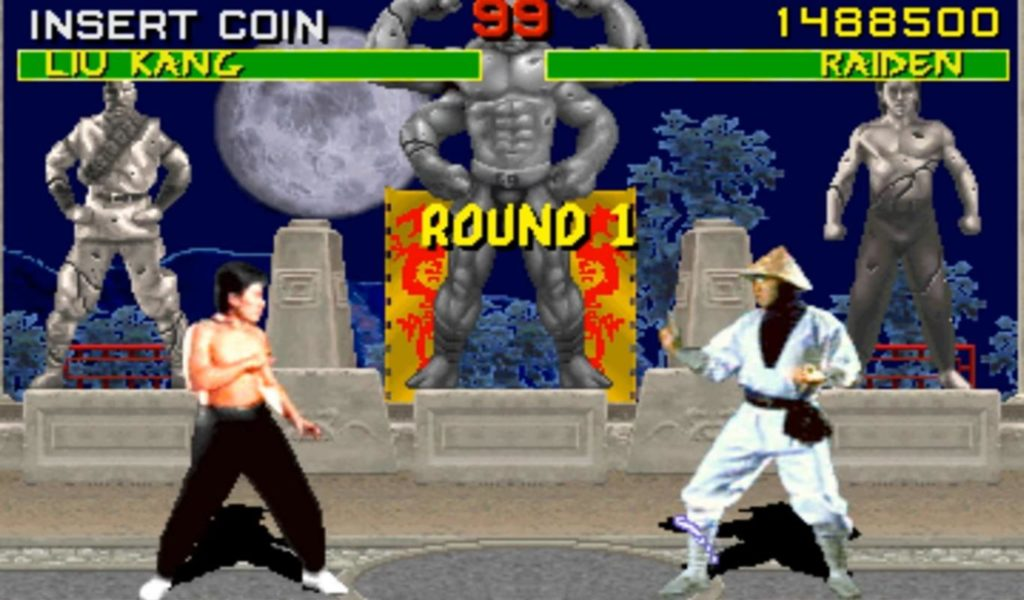 world video game hall of fame mortal kombat