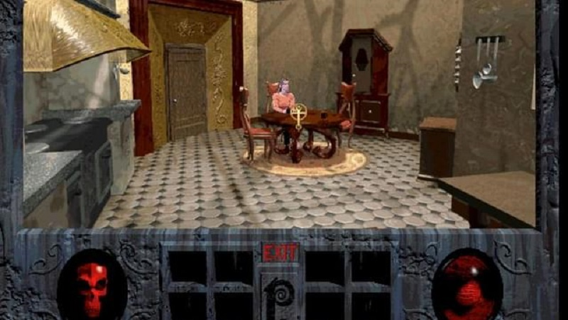 phantasmagoria, avventura grafica horror