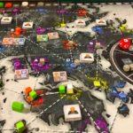 il tabellone di Blackout: Hong Kong