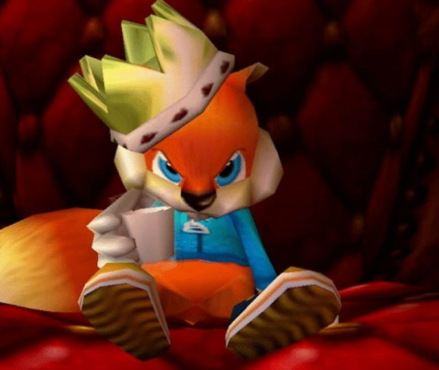 player conker