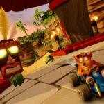 crash team racing nitro fueled gameplay screenshot