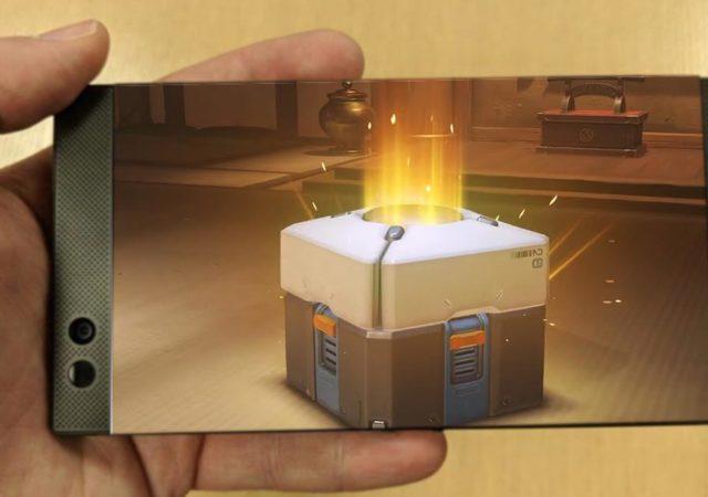 lootbox mobile gaming gacha