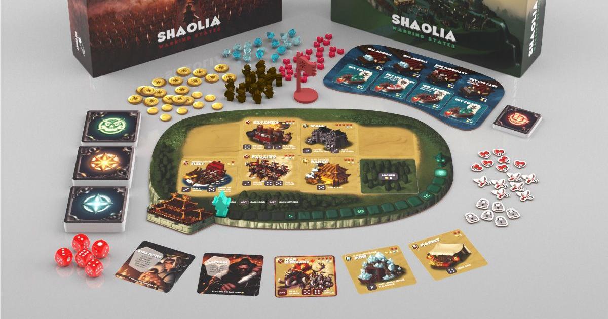 Shaolia Components