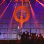 Quakecon america palco