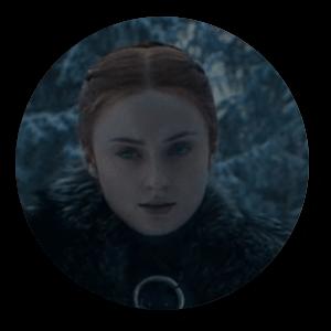 sansa stark avatar 8x4