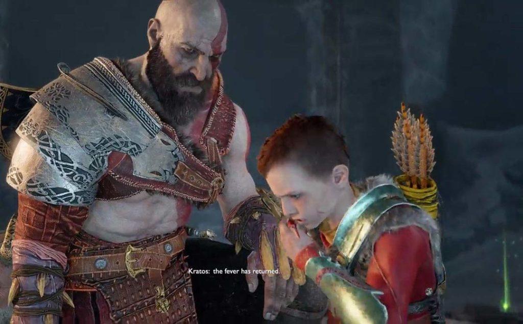 Atreus si ammala a causa della sua duplice natura