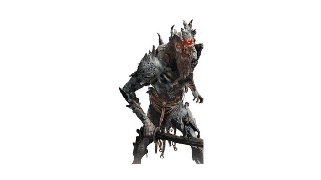 Uno dei Draugr di God of War 4 (2018)