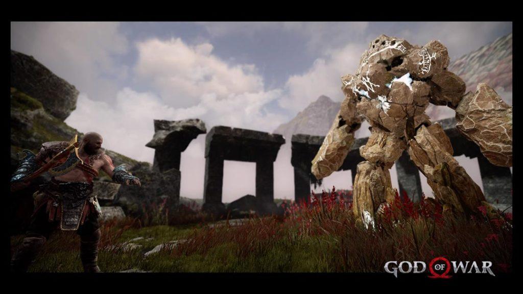 Gli Ancient di God of War 4