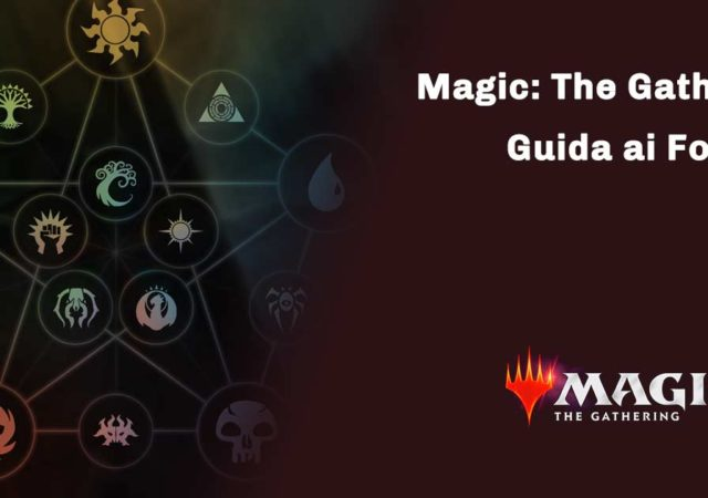 Guida ai formati di magic the gathering e mtg arena