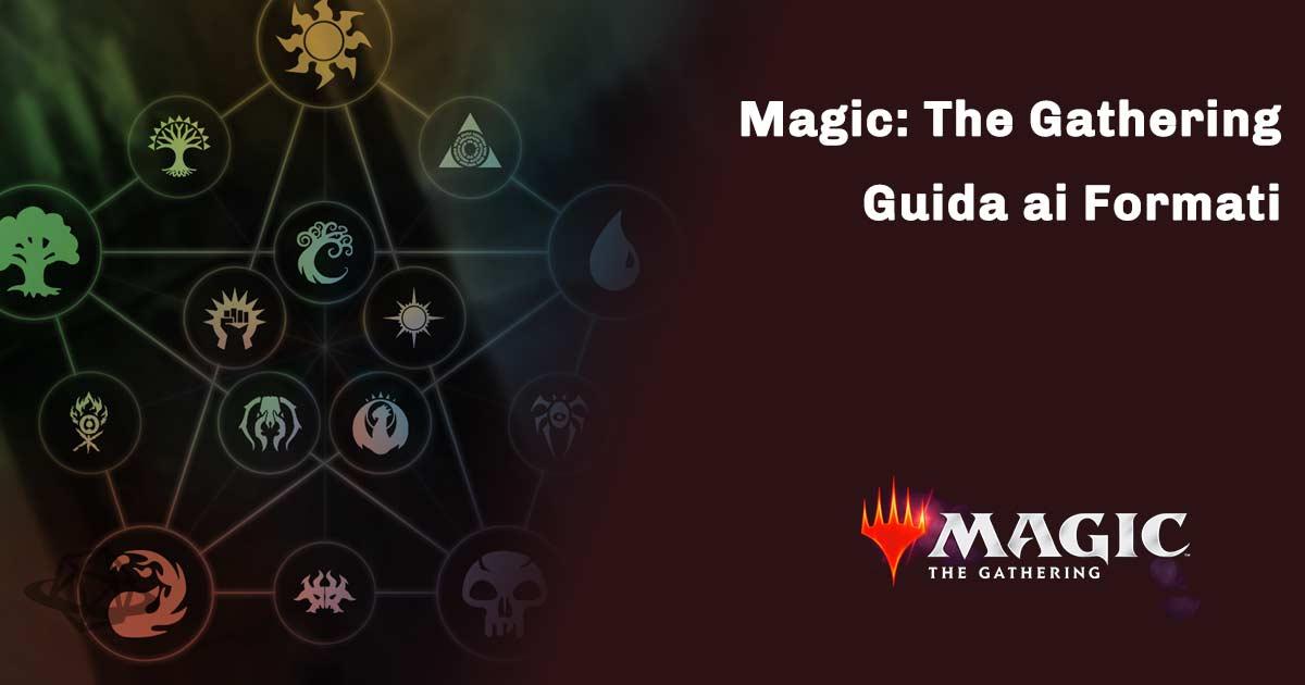 Guida ai formati di magic the gathering e mtg arena