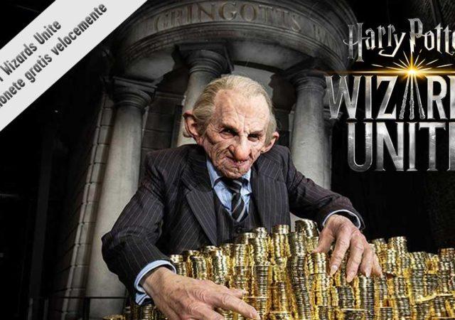 Harry Potters Wizards unite come fare soldi in poco tempo