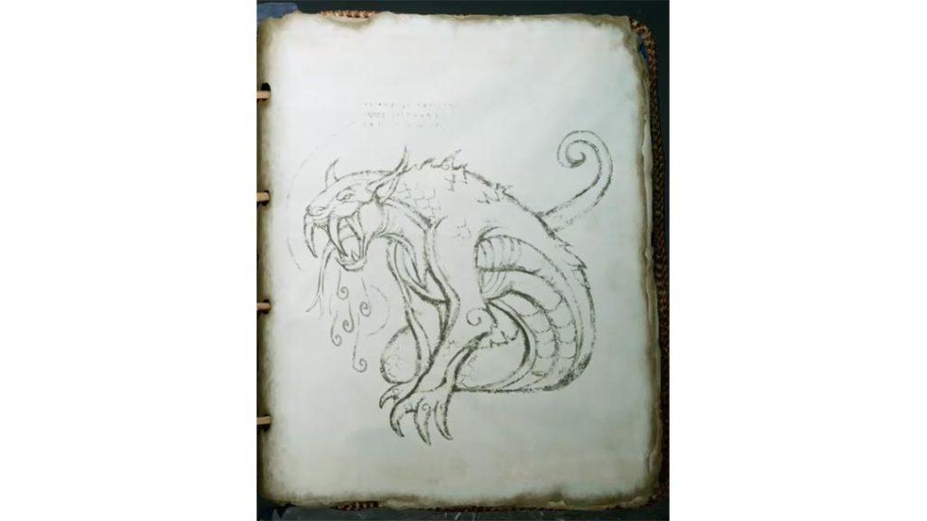 I Tatzelwurm di God of War 4