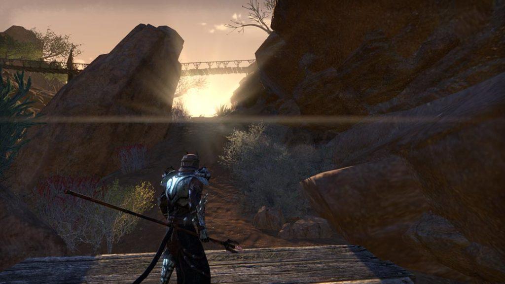 I tramonti di Elsweyr