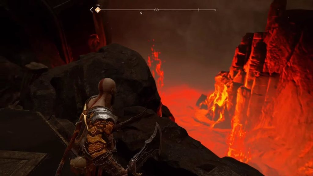 Il Regno di Muspelheim in God of War 4