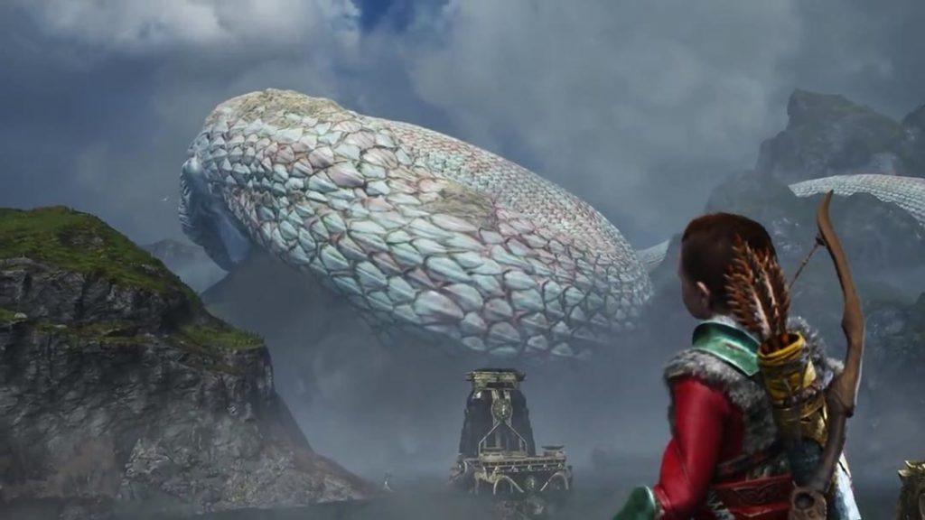 Jormungandr, il serpente di Midgardr