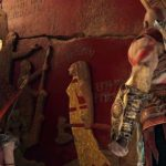 Kratos, Atreus e Faye - Laufey