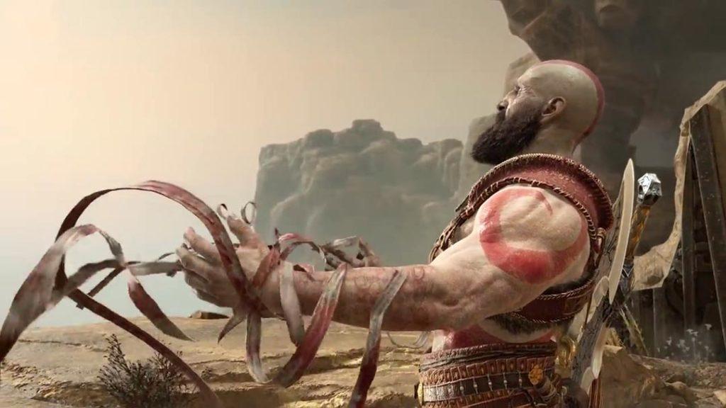 Kratos finalmente libero
