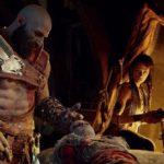 Kratos, preoccupato per Atreus, porta il figlio a casa di Freya