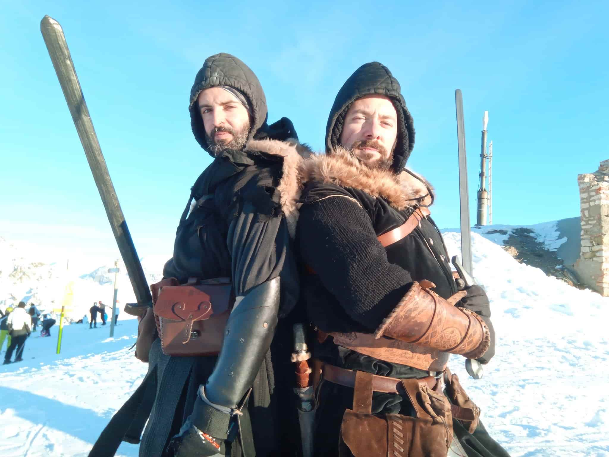 LARP A Night With... Francesco Pregliasco - Beyond the Wall, 2019, Terre Spezzate