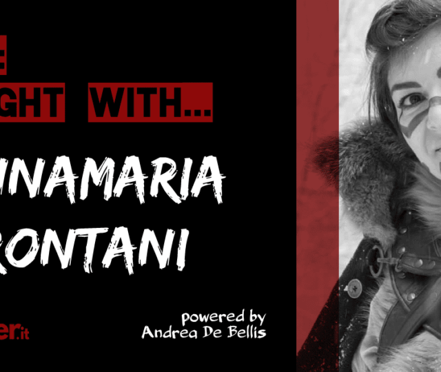 LARP a night with... Annamaria Rontani, GRVItalia
