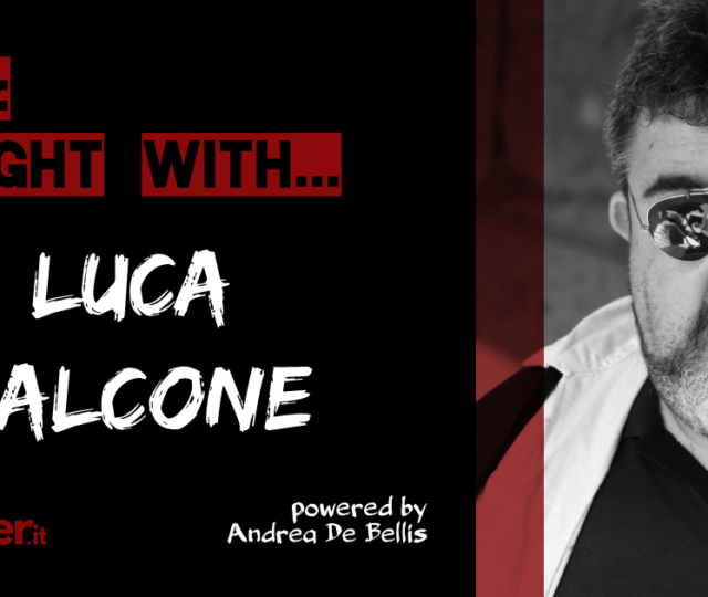 LARP a night with... Luca Falcone - Soliptica