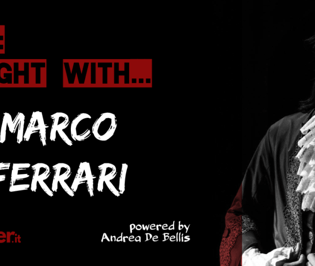 LARP a night with... Marco Ferrari - Montodine Live
