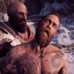 La morte di Baldur in God of War 4 (2018)