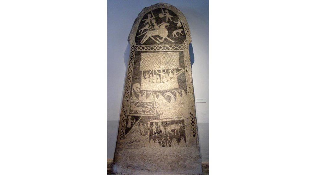 La stele di Hunninge a Gotland, Svezia - Jürgen Howaldt
