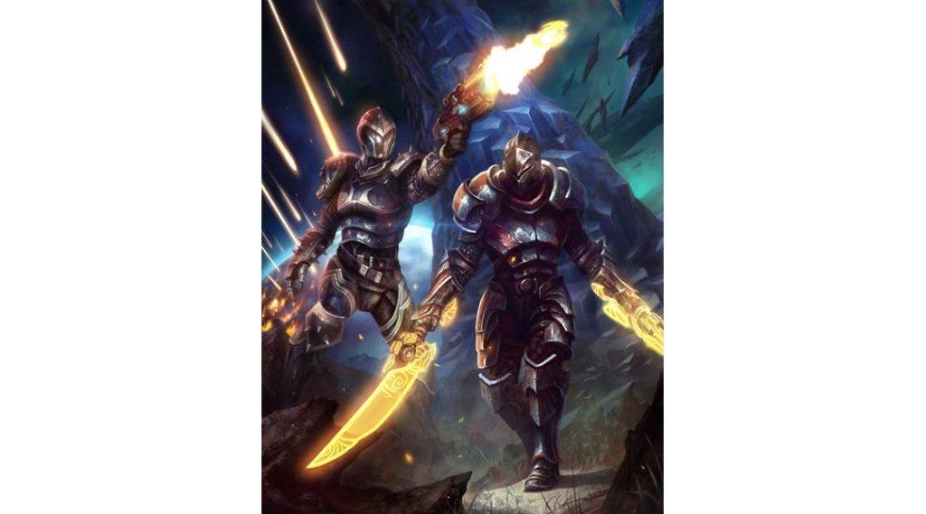 Le armi di Mass Effect per D&D 5E