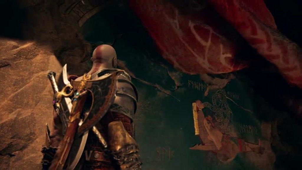 L'ultimo murale di God of War 4