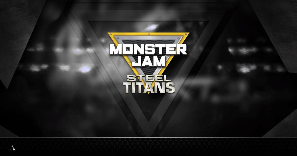Monster Jam: Steel Titans