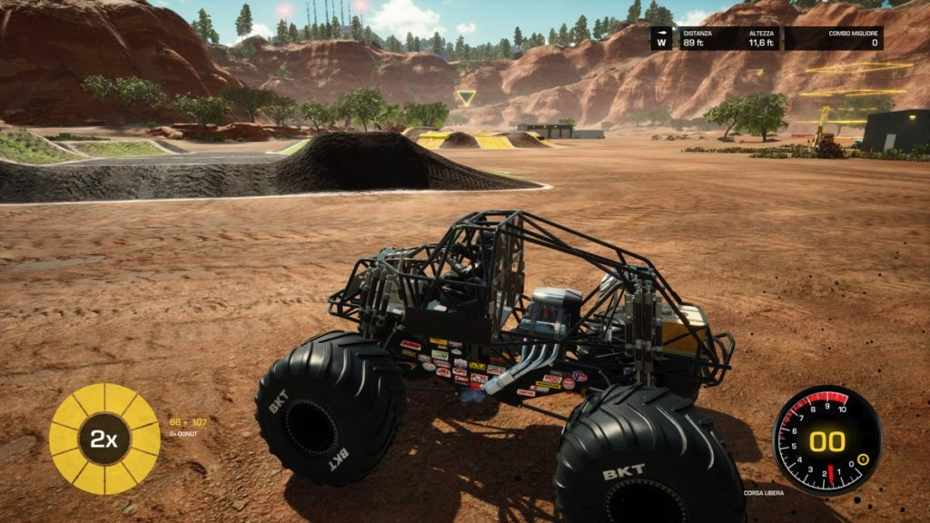 Monster Jam: Steel Titans 3