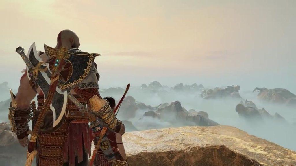 Padre e figlio a Jotunheim
