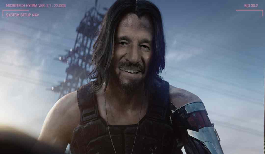 Meme di IlCirox su Cyberpunk 2077