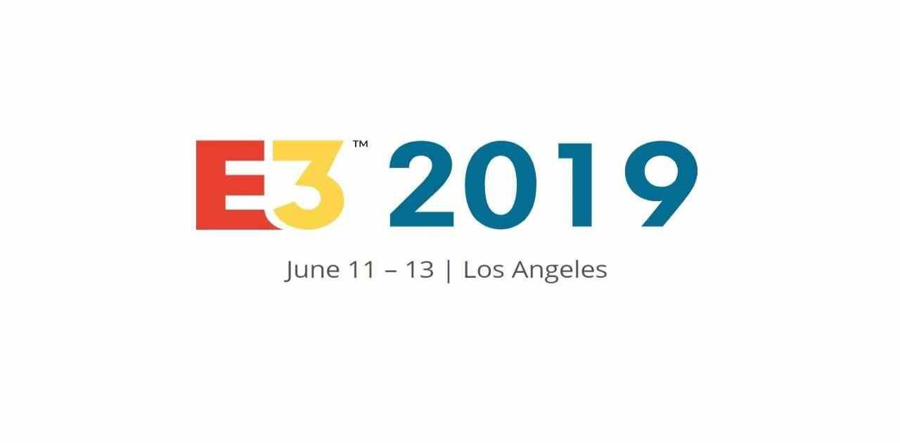 Locandina dell'E3 2019