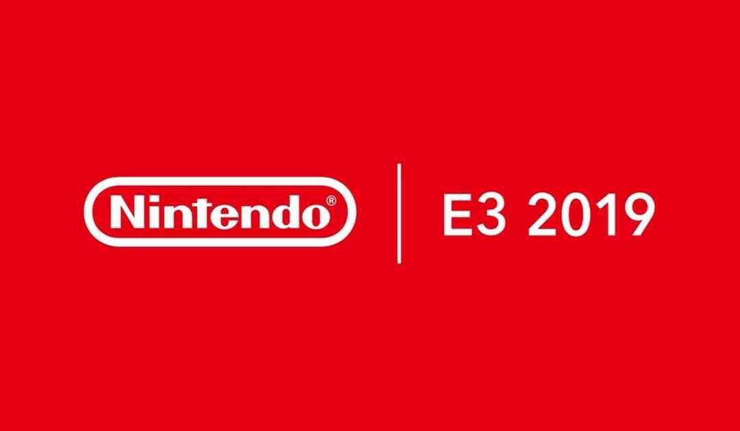 Locandina della conferenza Nintendo all'E3 2019