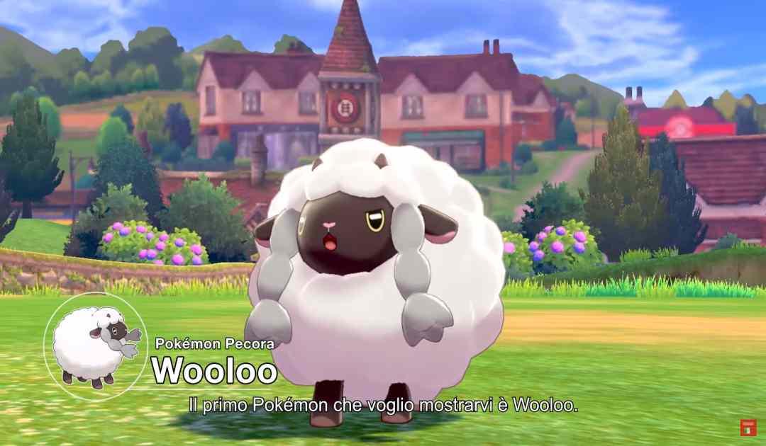 Nuovo Pokémon mostrato nella Direct di Pokémon Spada&Scudo