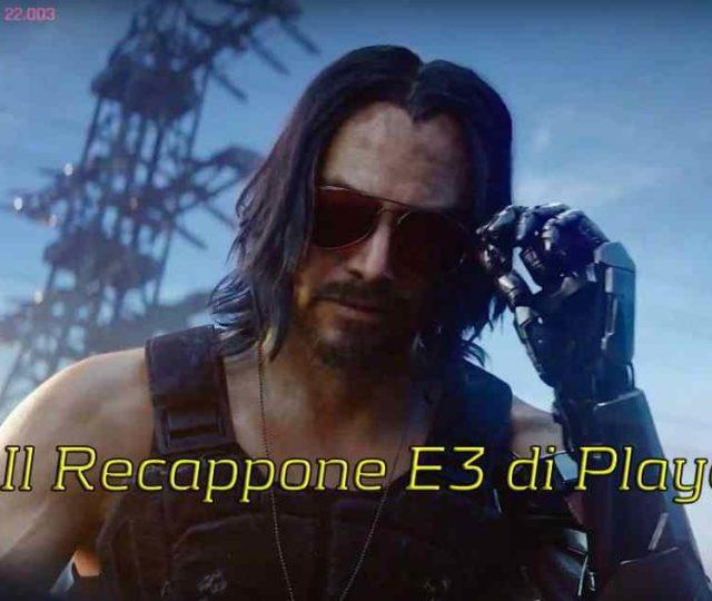 Copertina del Recappone E3