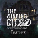 Immagine di copertina per la recensione di The Sinking City