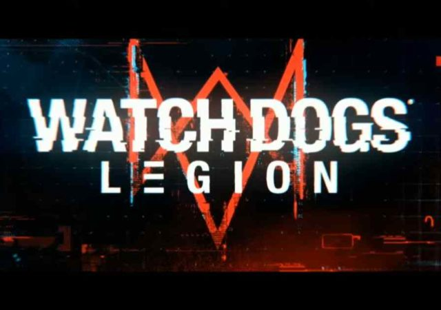 Titolo di Watch Dogs Legion