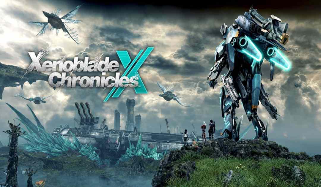 Copertina del videogioco Xenoblade Chronicles X