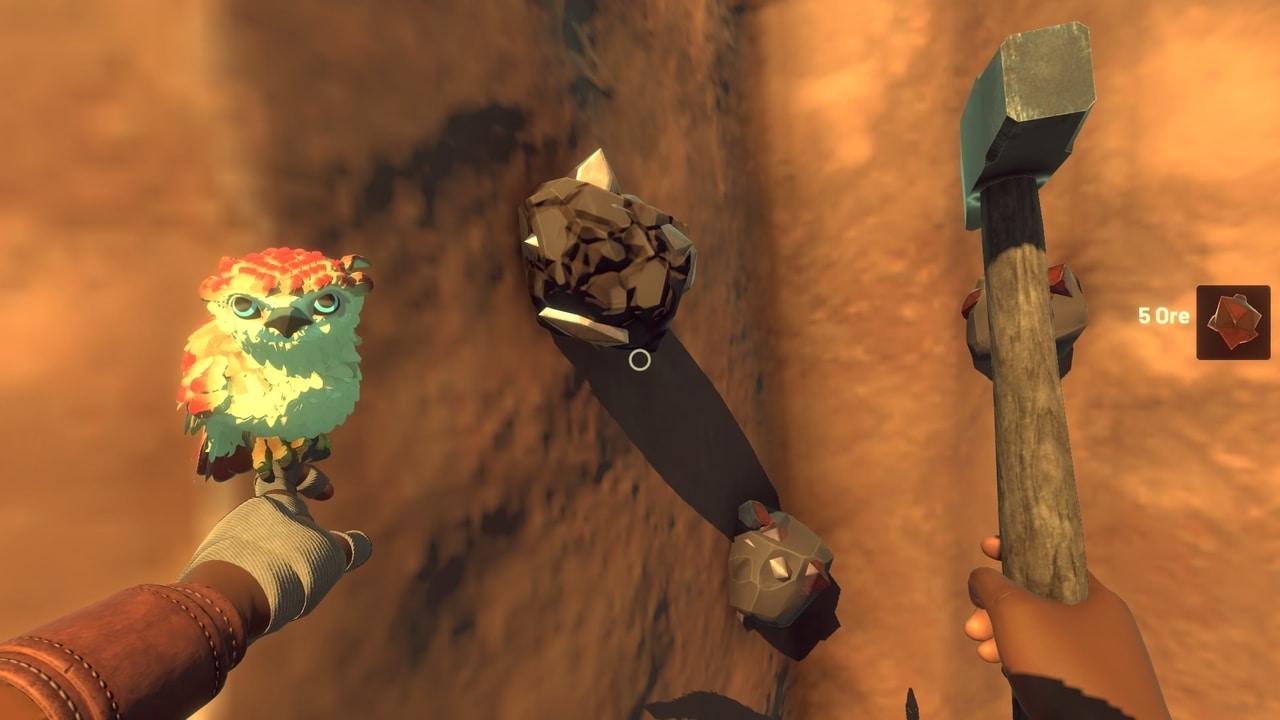 Player.it - Falconage - Mining