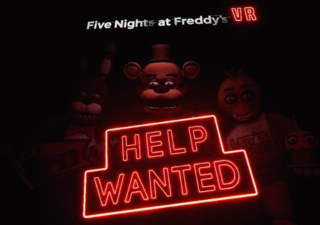 Player.it - Five Nights ad Freddys - Copertina