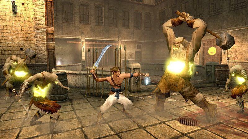 prince of persia le sabbie dimenticate, videogioco rilasciato nel 2003