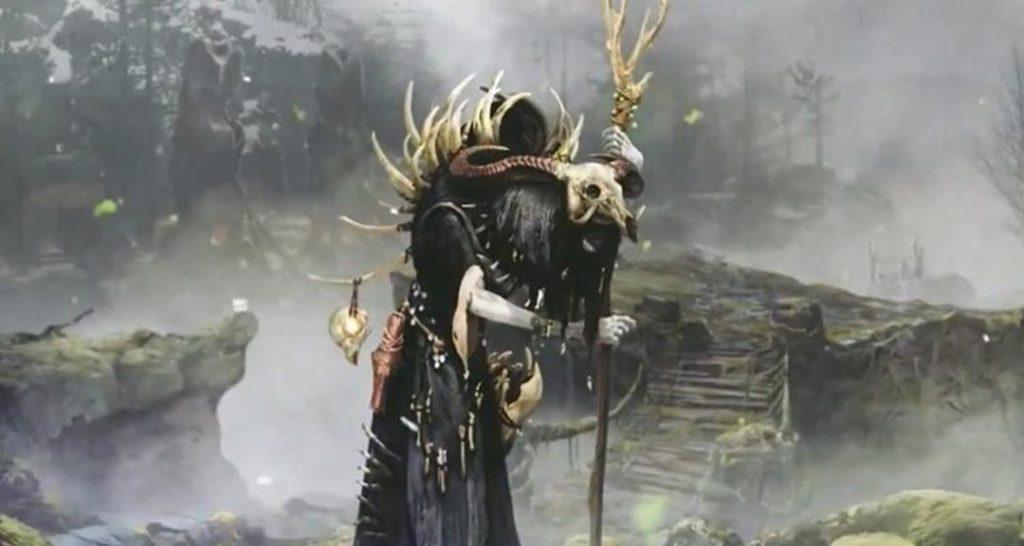 Uno dei Revenant di God of War
