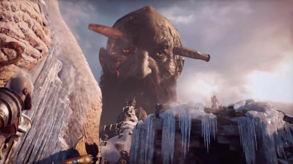 Thamur, il gigante non-morto evocato da Freya