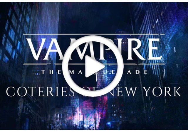 Annunciato Vampire the Masquerade - Coteries of New York per PC e Switch